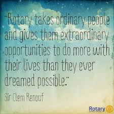 rotary quote
