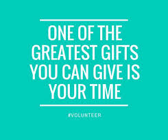 volunteer quote