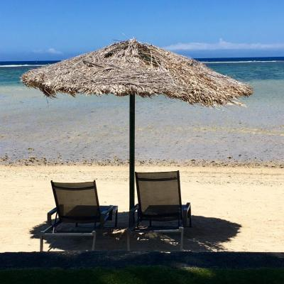 Paradise in Fiji at Outrigger Resort