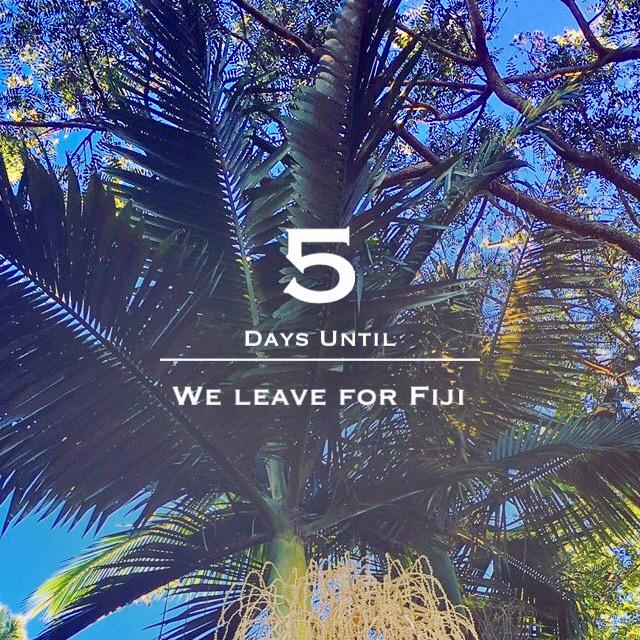 Fiji countdown