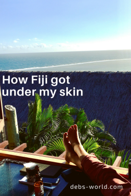 How Fiji got under my skin, a glowing holiday in more ways than one at Outrigger Resort for weekly photo challenge