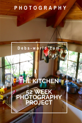 Kitchen photo for 52 weeks photography project