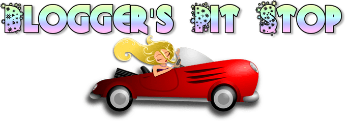 Blogger's Pit Stop Logo