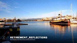 Retirement Reflections