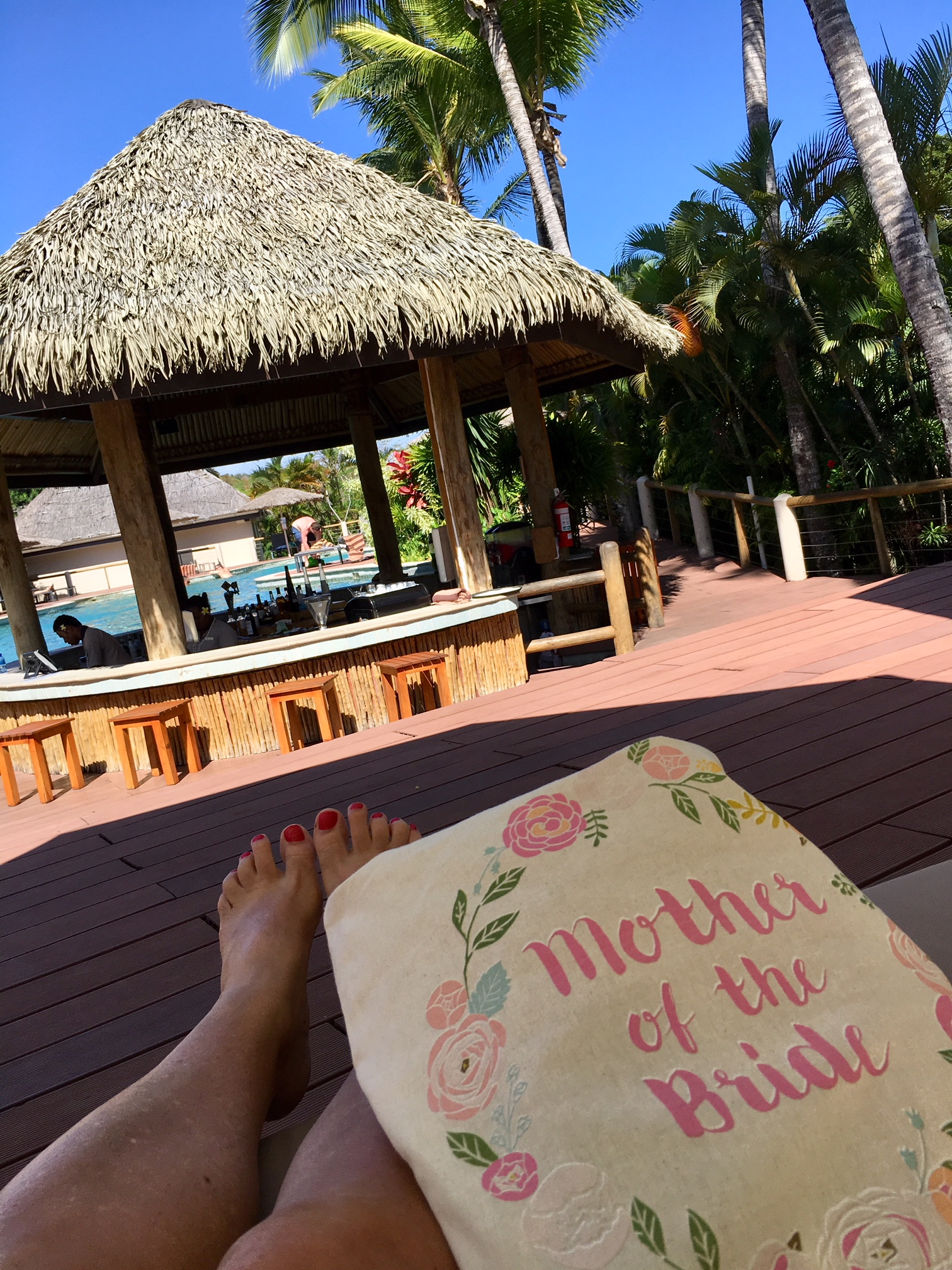 Thoughts on a Destination Wedding from the Mother of the Bride (MOB)