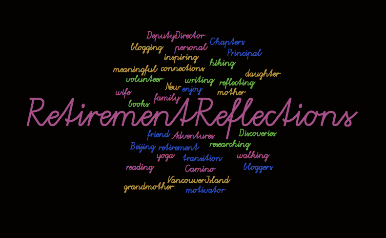 Retirement Reflections is a guest on my blog