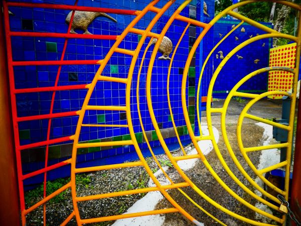 Geometry in living breathing colour
