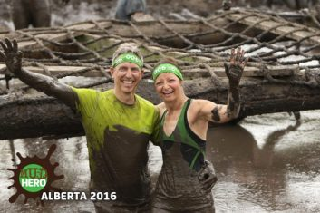 2016 Mud Hero and Ultra 10k Alberta