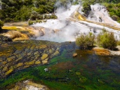 Orakei Korako - a great place to visit in New Zealand