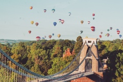 Bristol and balloons