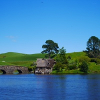 A Sentence a Day for November: Adventures in New Zealand's North Island