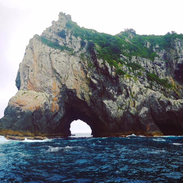 Hole in the Rock, Paihia, New Zealand