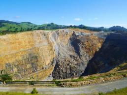 Martha mine in Waihi