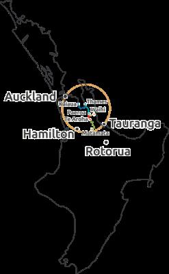 New Zealand's Hauraki Rail Trail