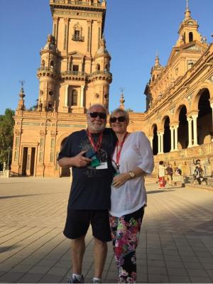 Sue from sizzling towards 60 and Beyond's travel photo