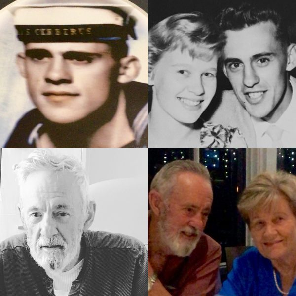 Some of the faces of Dad