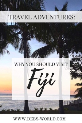 Why you should visit Fiji