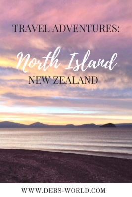 A travel bloggers trip the North Island of New Zealand