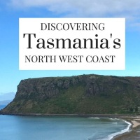 Tour de Tassie #6 - The white road through the Wilderness to Stanley
