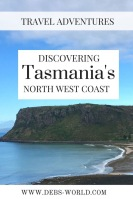 Travel to Tasmania's north west coast