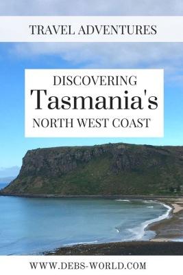Travel to Tasmania's north west coast