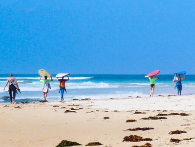 Let's go surfing with Rotary Youth Exchange students on NSW South Coast