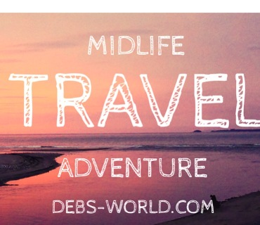Midlife, Travel and Adventure - a blogger's journey