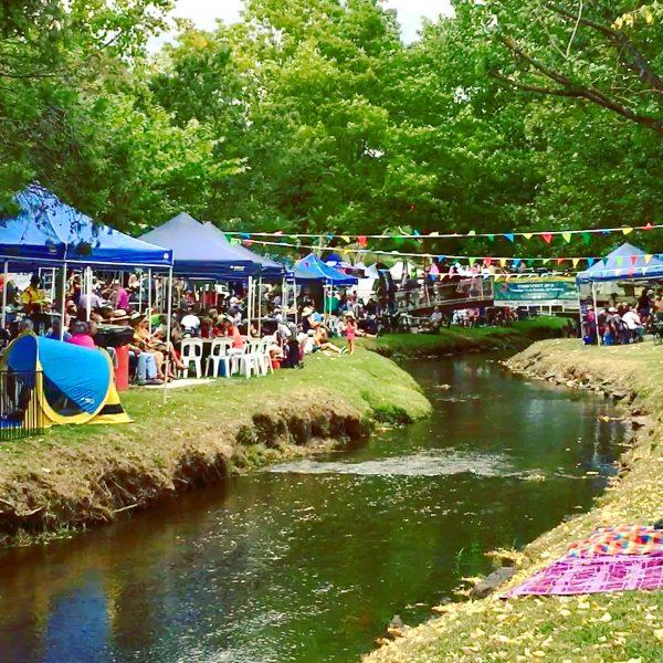 Tumbafest 2018 in Tumbarumba NSW Australia