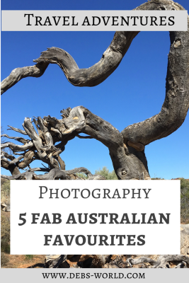 Five fab places to visit in Australia