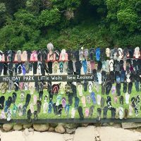 Prolific in a different way - thongs and bras in New Zealand!