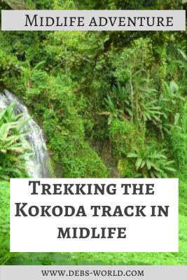 Trekking Kokoda in my midlife