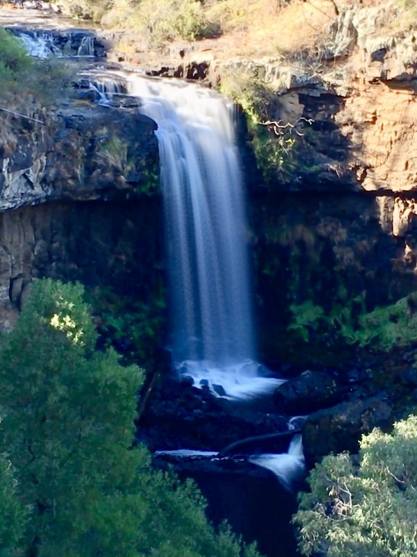 Paddy's River Falls near Tumbarumba