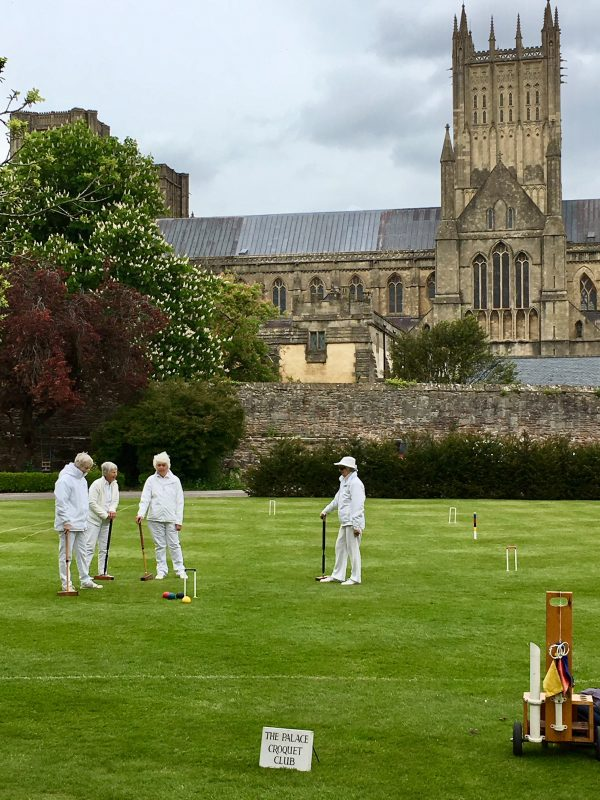 The Palace Croquet Club