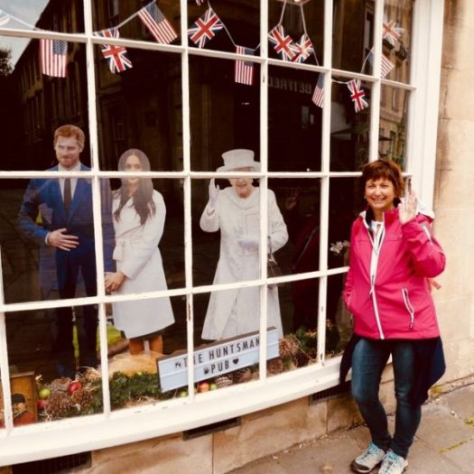 With the Royals in Bath