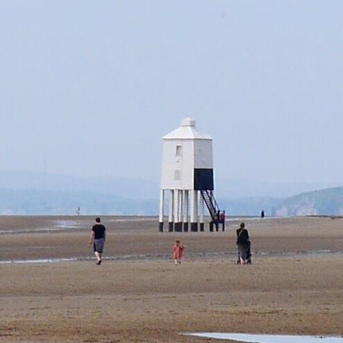 Lighthouse at Burnham-On-Sea