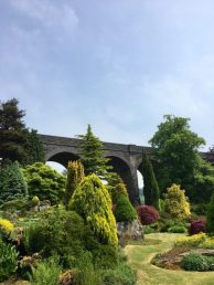 The viaduct at Kilver Court