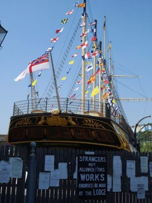 SS Great Britain in Bristol