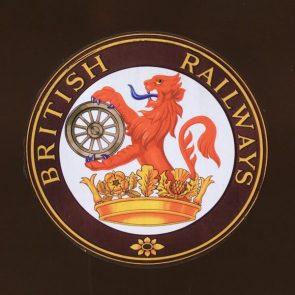 British Railway sign