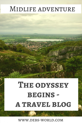 Odyssey begins - a travel blog