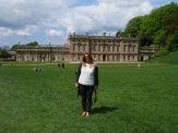 Melanie at Dyrham Park