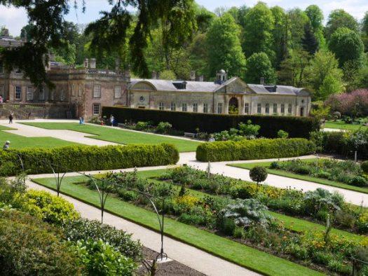 Gardens at Dyrham Park