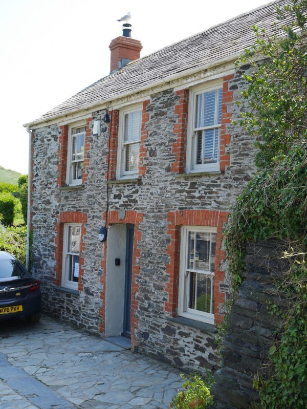 Doc Martin's house