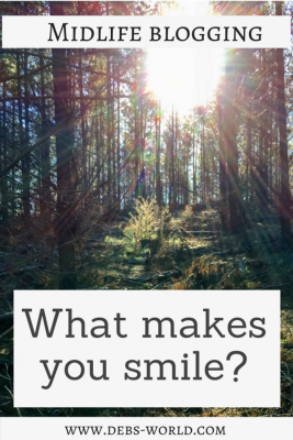 Share your World and smile