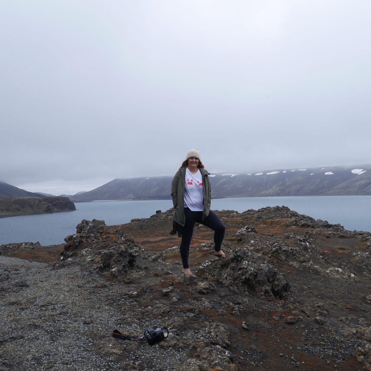 Glacier Sólheimajökull in Iceland