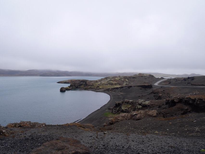 Grindavikurbaer Iceland