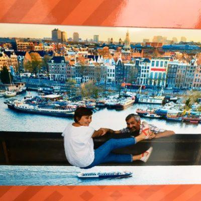 Fun in Amsterdam