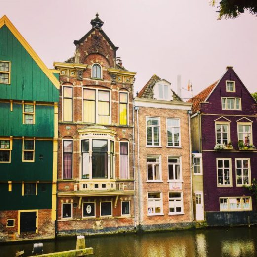 Houses in Alkmaar