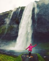 Chasing waterfalls in Iceland