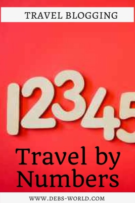 Travel by Numbers pin