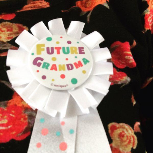 My future grandma badge